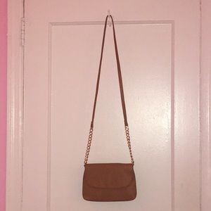 FINAL SALE Forever 21 Faux Leathered Bag